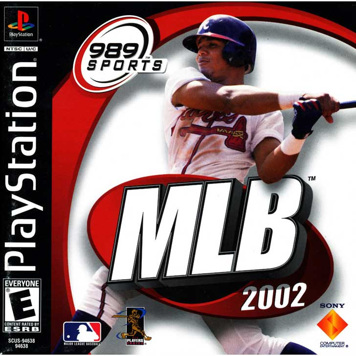 MLB 2002 by 989 Sports