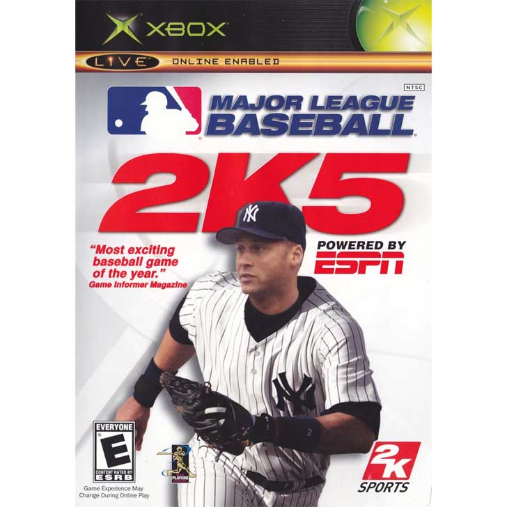 MLB 2k5