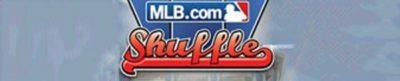 MLB.com Shuffle - header