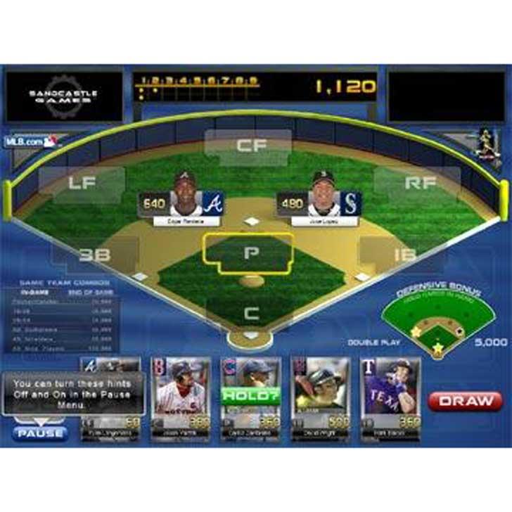 MLB.com Shuffle Screenshot #1