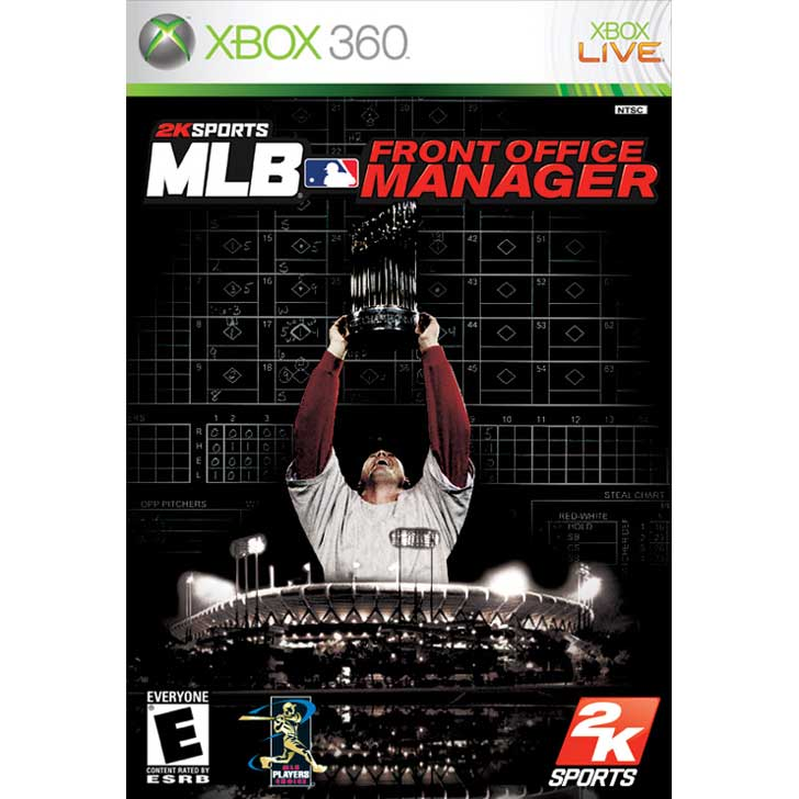 MLB Front Office Manager (alternative cover)