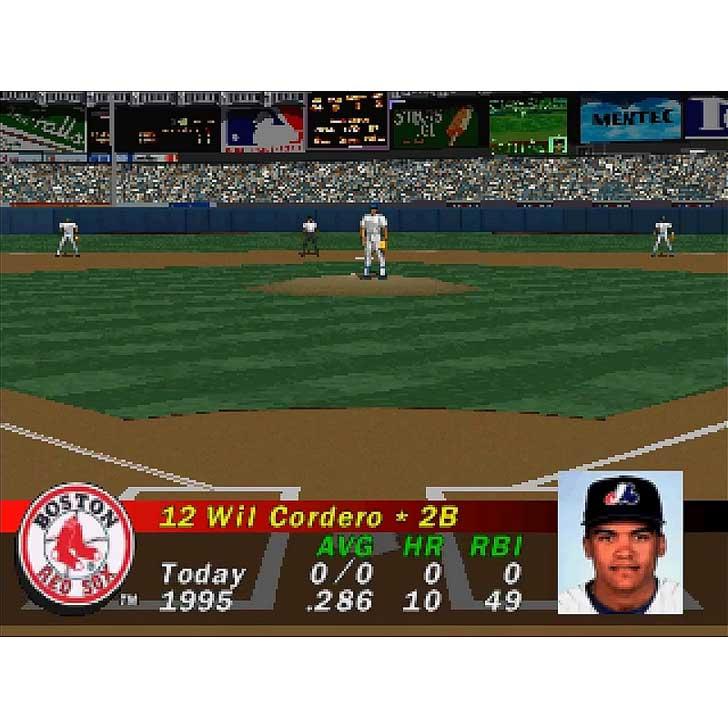 MLB Pennant Race Screenshot