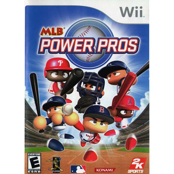 MLB Power Pros (2007)