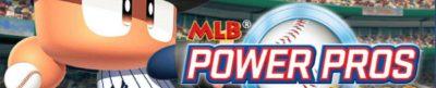 MLB Power Pros - header