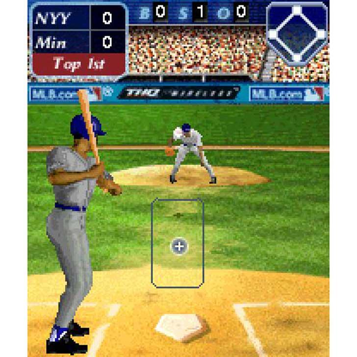 MLB Slam! screenshot