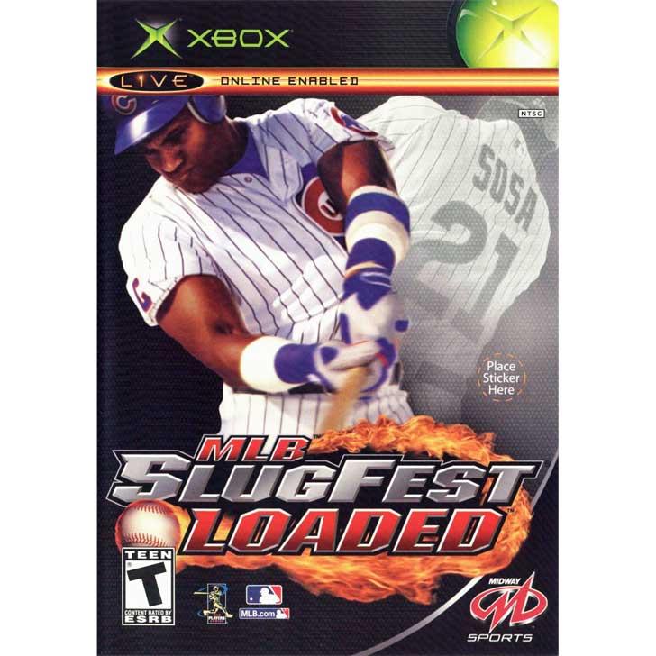 MLB Slugfest Loaded
