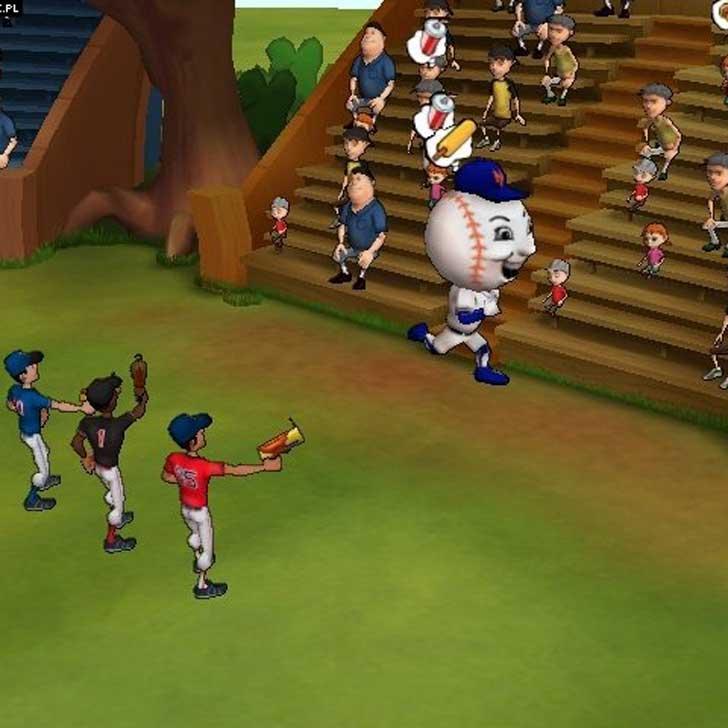MLB Superstars – Shooting Hotdogs