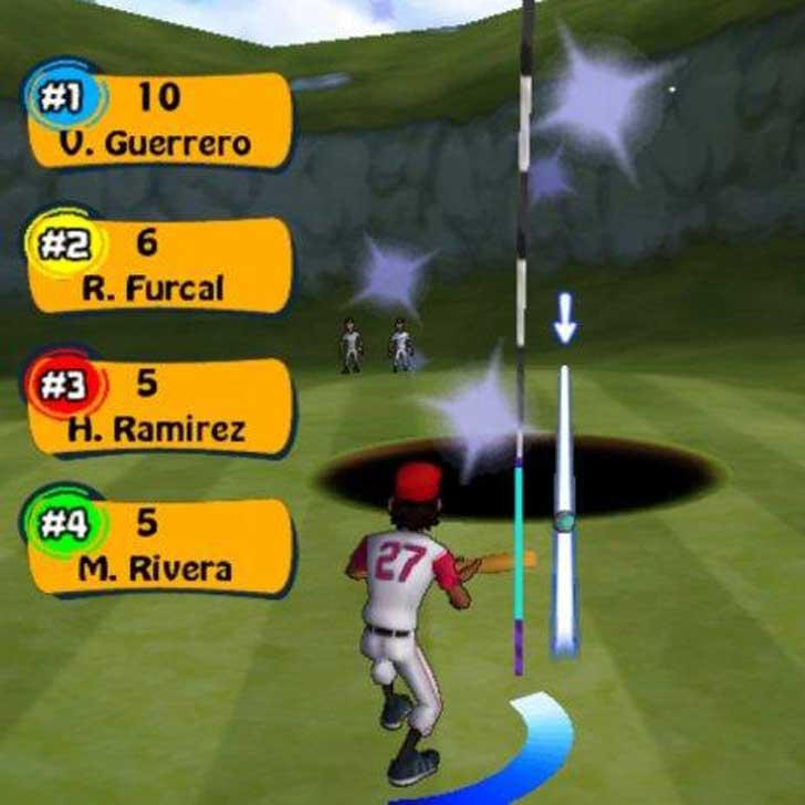 MLB Superstars – Baseball Golf