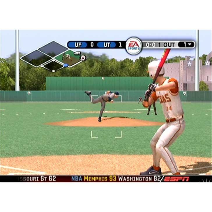 MVP 06 NCAA Baseball Screenshot