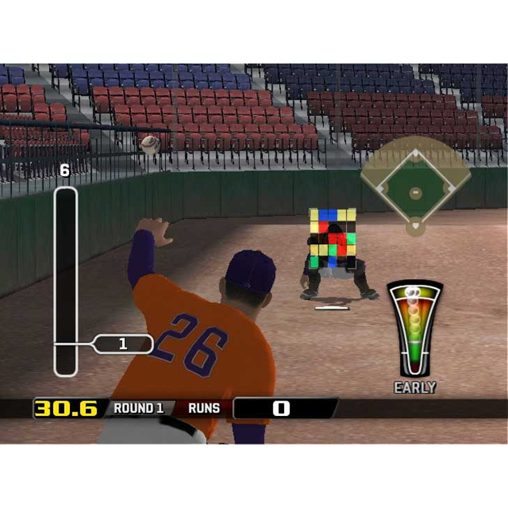 MVP 07 NCAA Baseball Screenshot
