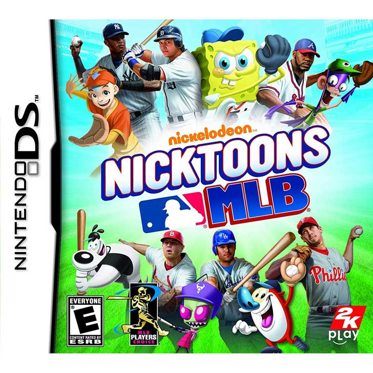 Nickelodeon's Nicktoons MLB