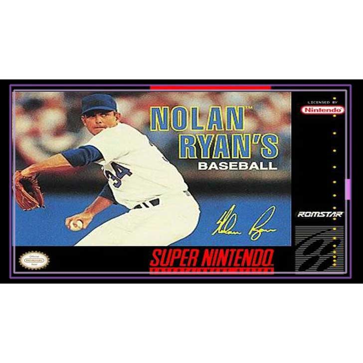 Nolan Ryan's Baseball
