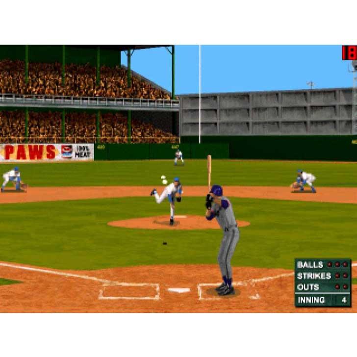 Old Time Baseball screenshot