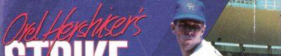 Orel Hershiser's Strike Zone - header