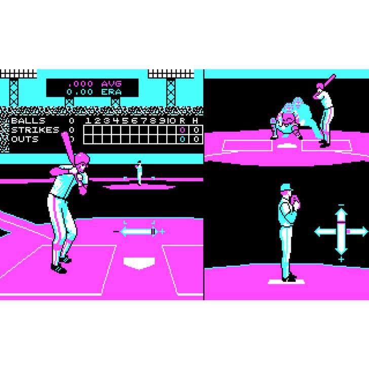 Orel Hershiser's Strike Zone Screenshot