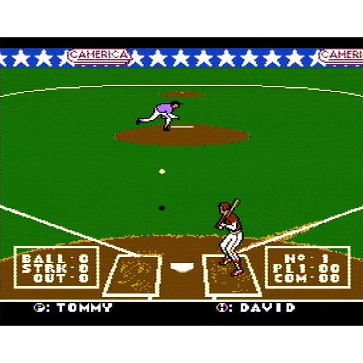 Quattro Sports: Pro Baseball screenshot