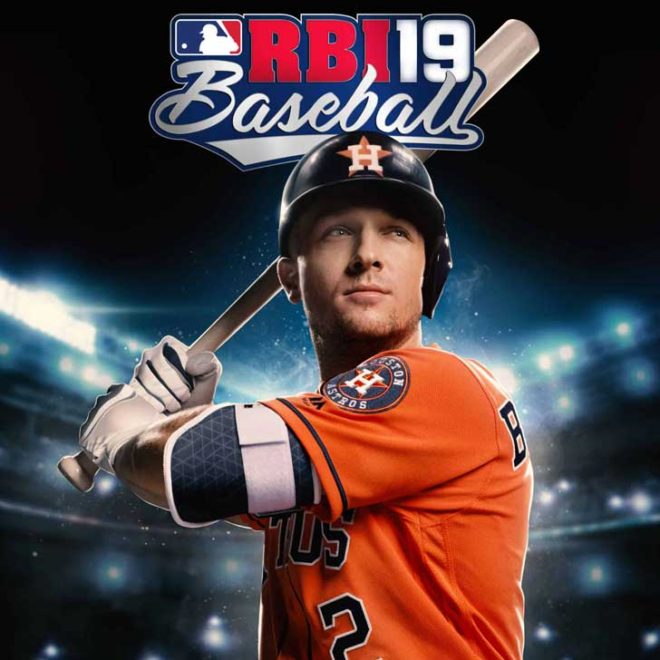 R.B.I. Baseball 18 with Alex Bregman