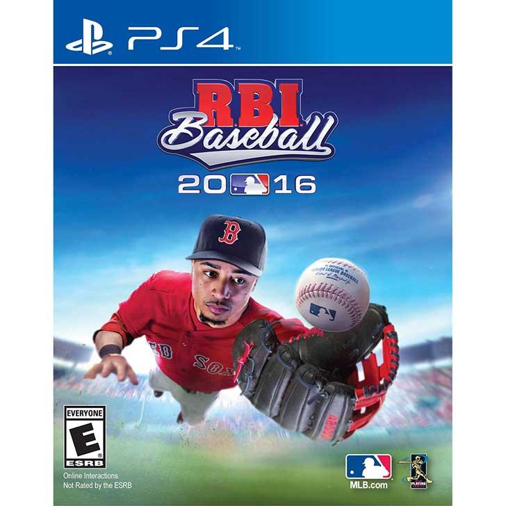 R.B.I. Baseball 2016 with Mookie Betts
