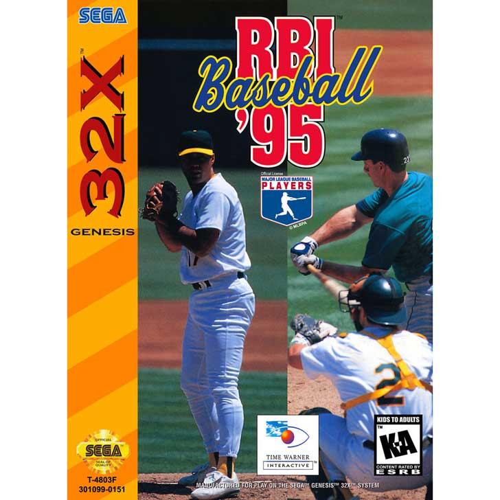 R.B.I. Baseball '95