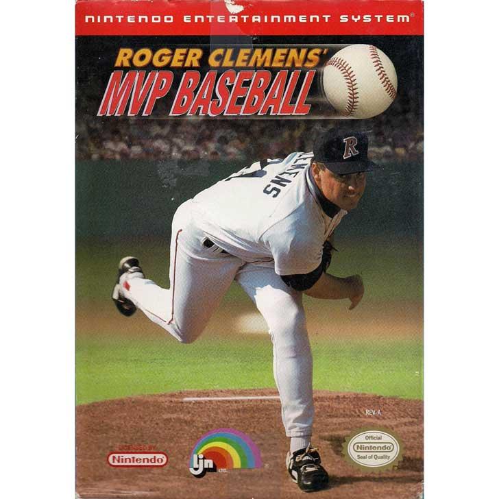 Roger Clemens' MVP Baseball (1991)