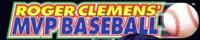 Roger Clemens' MVP Baseball - header