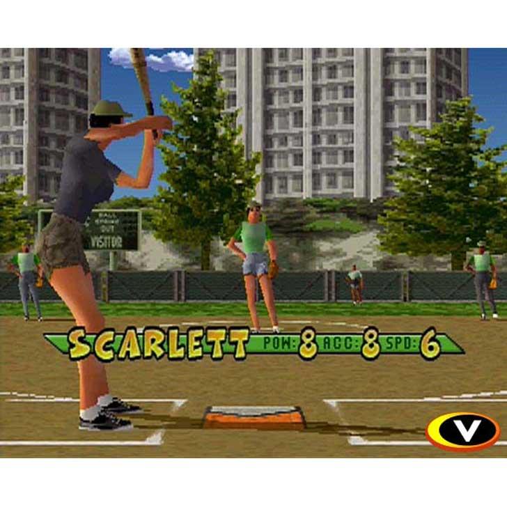 Sammy Sosa Softball Slam screenshot