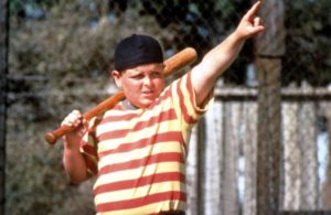 Sandlot Movie Header