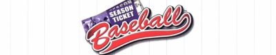 Season Ticket Baseball - header