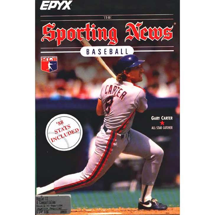 The Sporting News Baseball (1988)