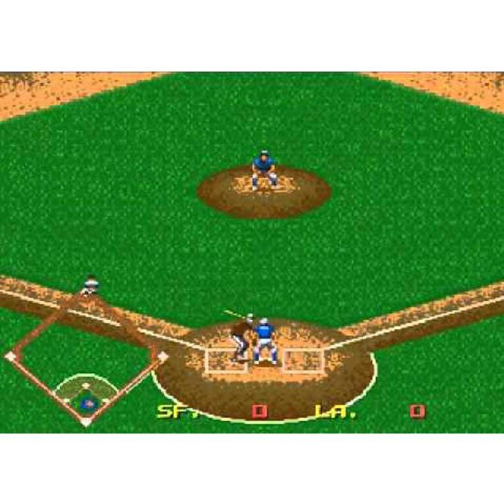 Sports Illustrated Championship Baseball screenshot