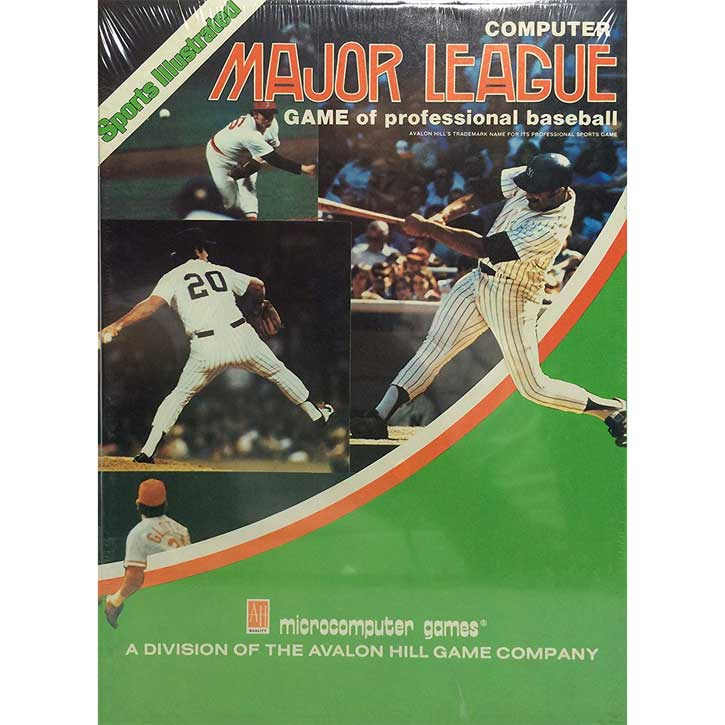 Sports Illustrated: Computer Major League (1981)