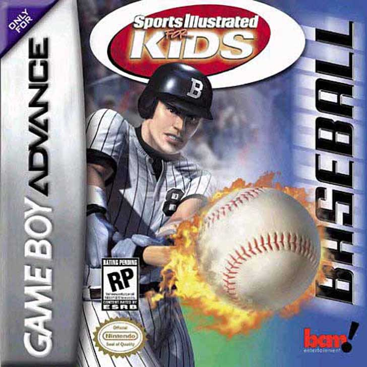 Sports Illustrated for Kids Baseball