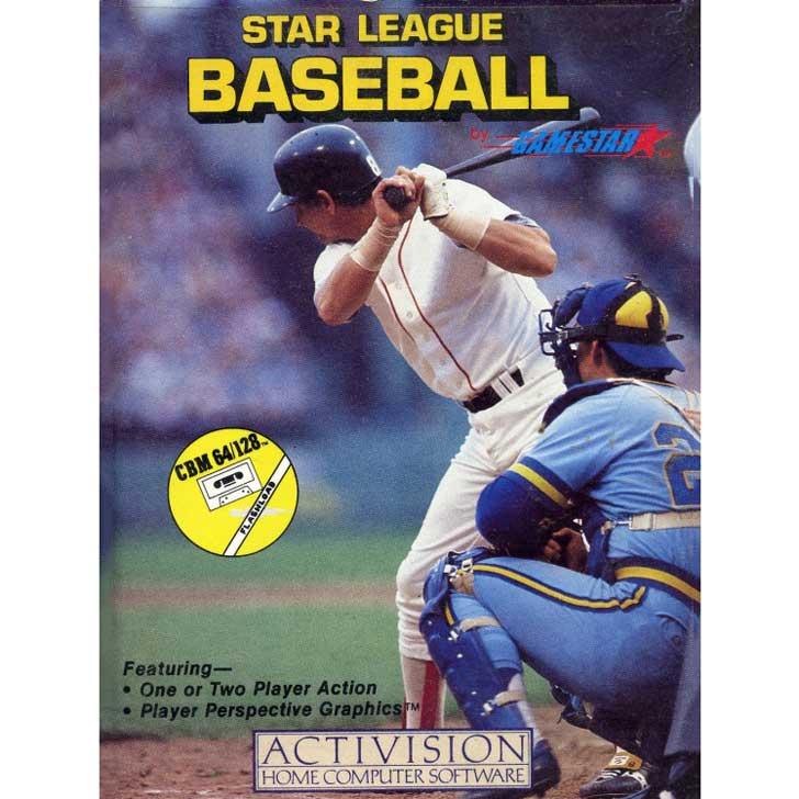 Star League Baseball (1983)