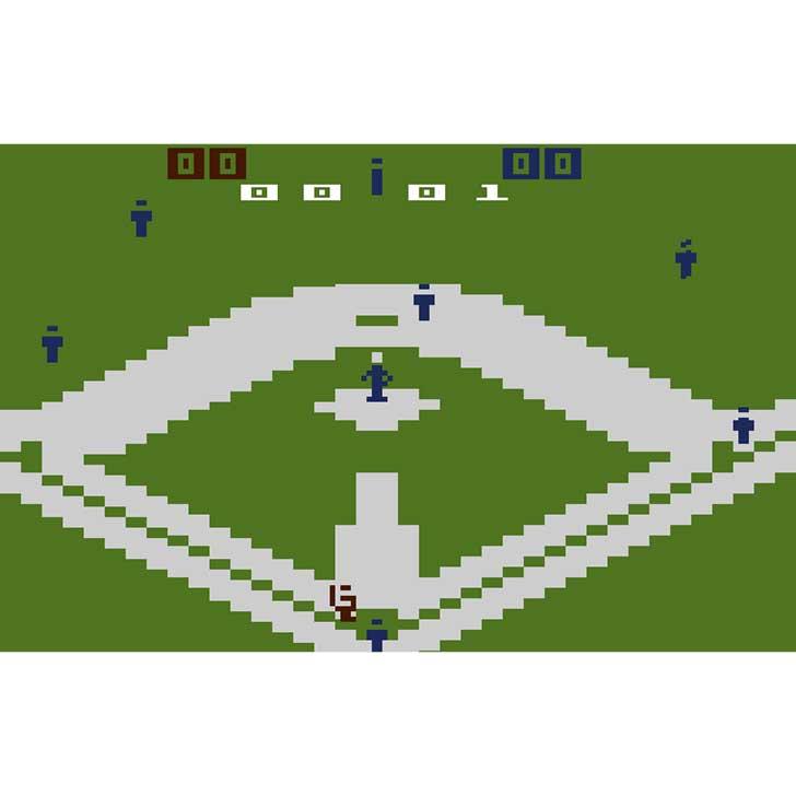 Super Challenge Baseball screenshot