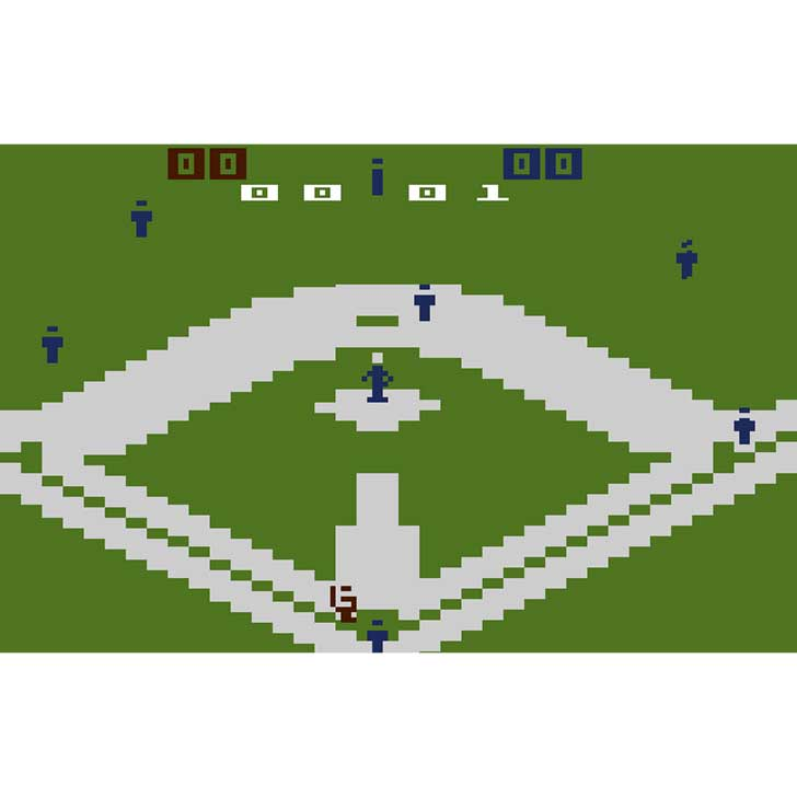 Super Challenge Baseball screenshot