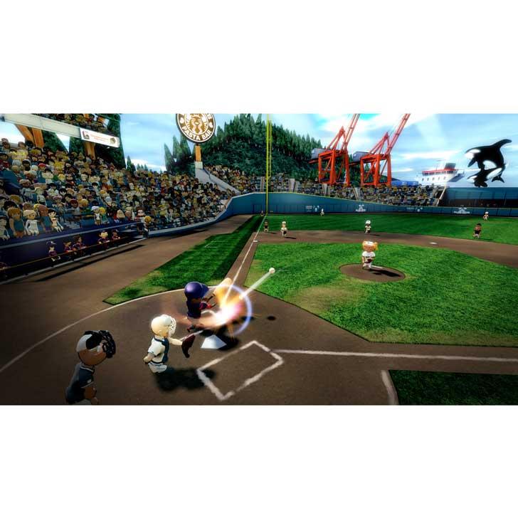 Super Mega Baseball screenshot #3
