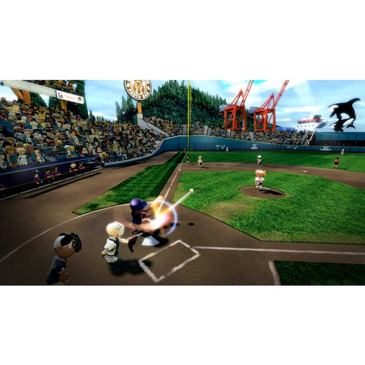 Super Mega Baseball screenshot #3