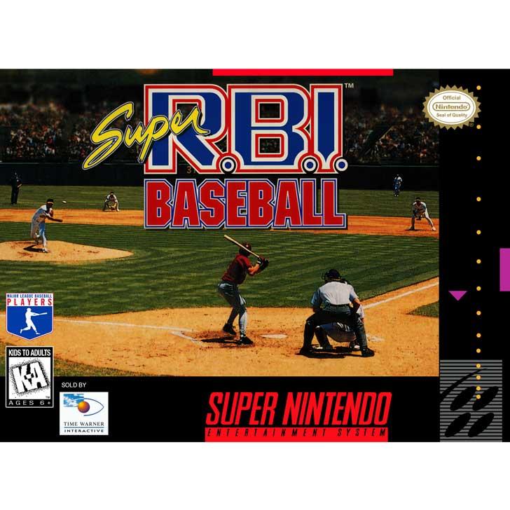 Super R.B.I. Baseball (1995)