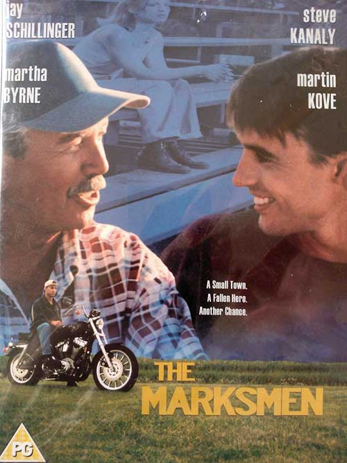 The Marksmen, baseball movie