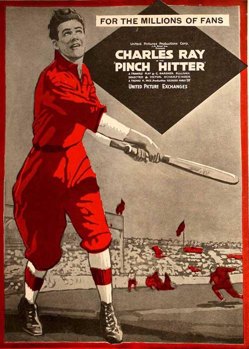 The Pinch Hitter, baseball movie