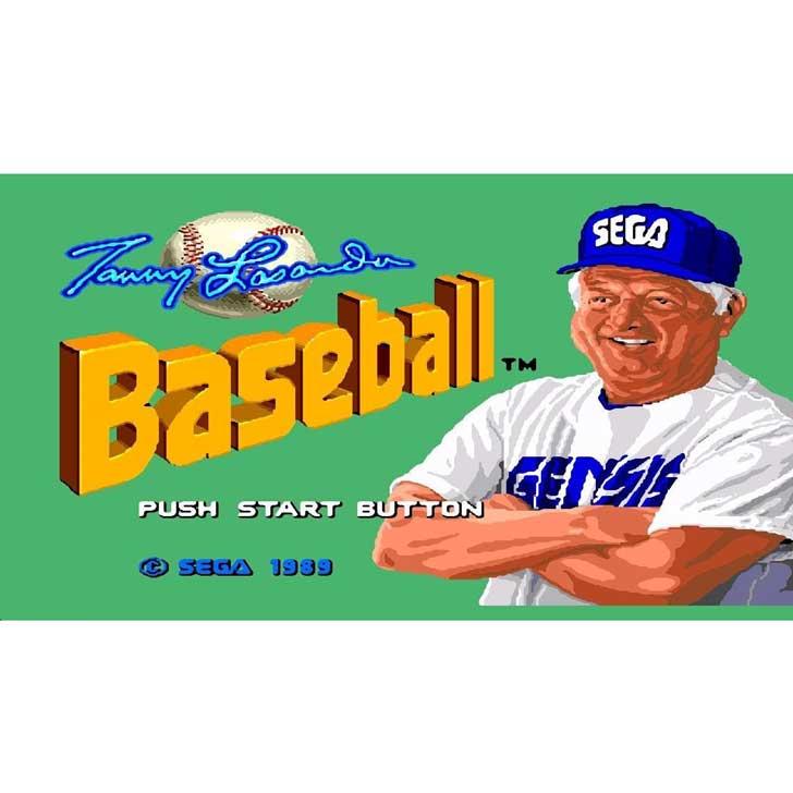 Tommy Lasorda Baseball screenshot