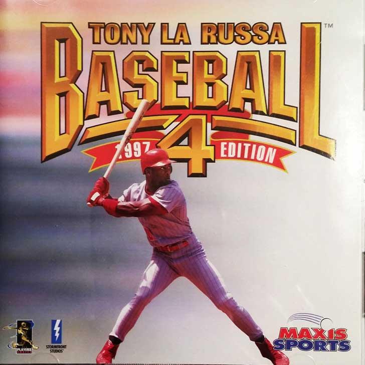 Tony La Russa Baseball 4 (1997)