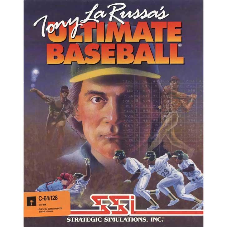 Tony La Russa's Ultimate Baseball II (1991)