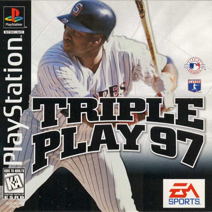 Triple Play 97 (1996) featuring Tony Gwynn