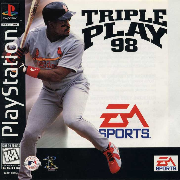 Triple Play 98 (1997) featuring Brian Jordan