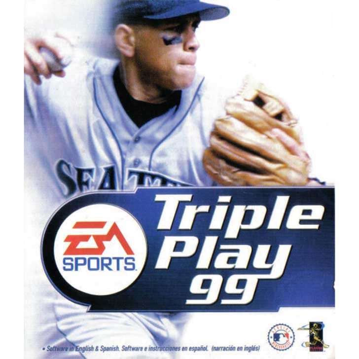 Triple Play 99 (1998) featuring Alex Rodriguez