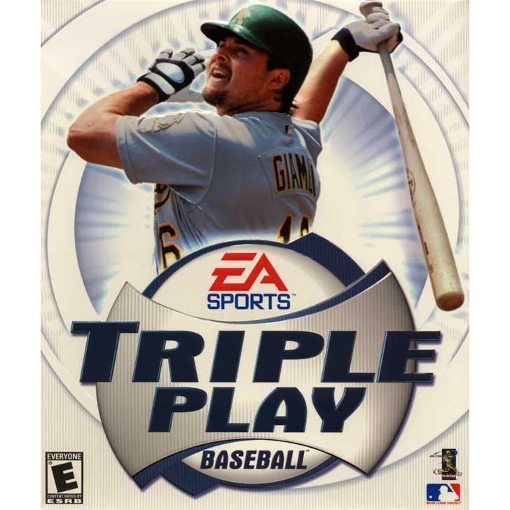 Triple Play Baseball (2000) featuring Jason Giambi