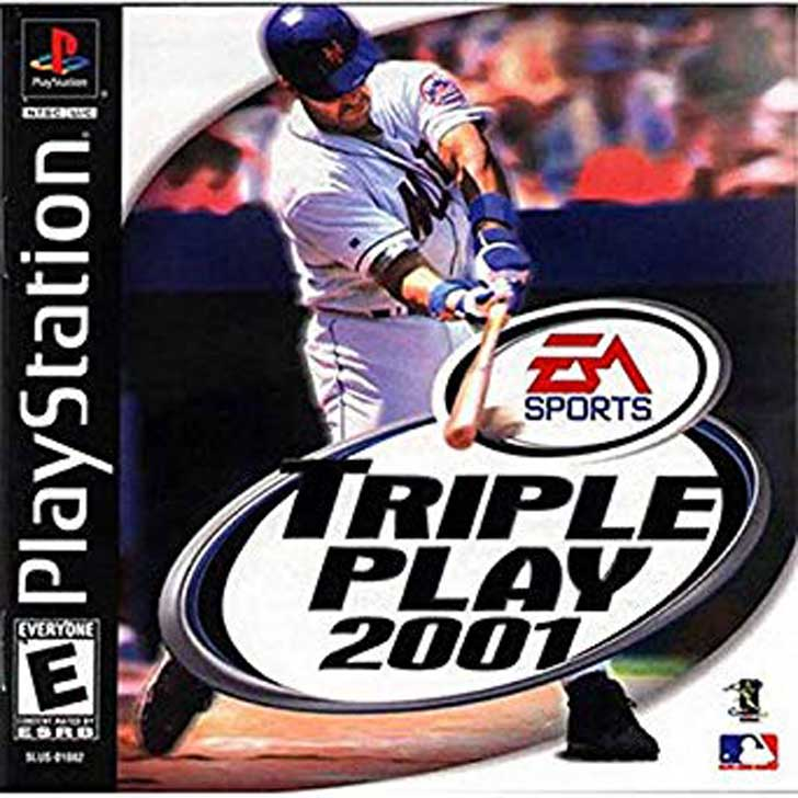 Triple Play 2001 (2000) featuring Mike Piazza