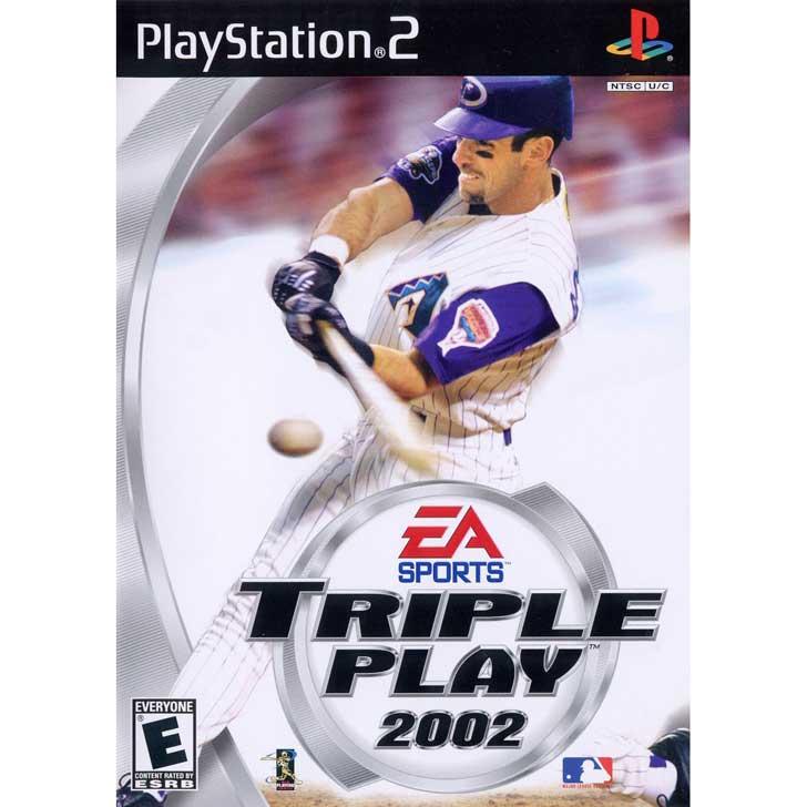Triple Play 2002 (2001) featuring Luis Gonzalez