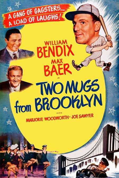 Two Mugs from Brooklyn movie poster